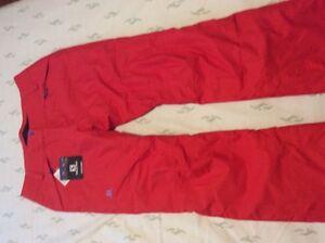 Pantalon ski Salomon XL rouge