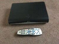 Working Sky box with Remote