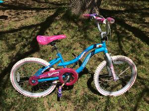 Vélo 20'' fille/girl