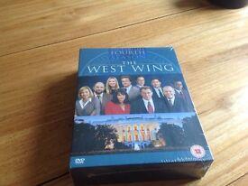 West wing season 4