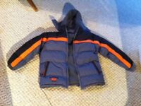 Children's age 7-9 winter coat