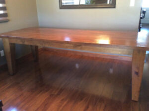 8 ft dining table