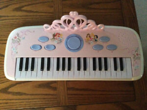 Disney Princess Piano Keyboard