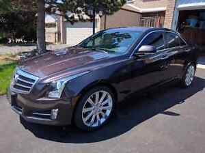 2014 Cadillac ATS 2.0T Luxury Manual - Lease Transfer