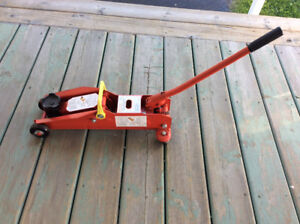 2 ton heavy duty hydraulic floor jack