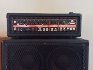 Peavey 810tvx and firebass 700 amp