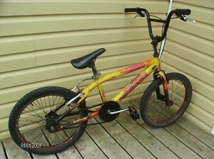 7 bicycles for sale price range $55.00 to $120.00 each