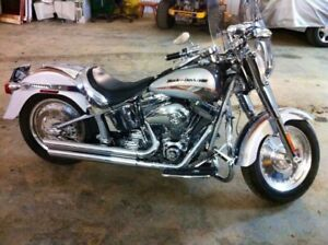 CVO FatBoy Trade for low KM Diesel truck.
