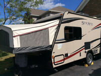 2014 Palomino Solaire 147x Hybrid Trailer SOLD PPU