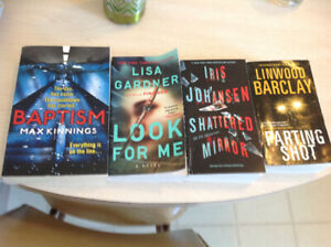 Four New Bestsellers for $5