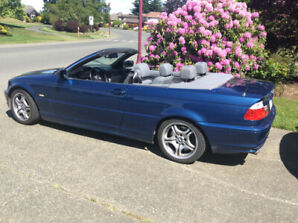 2002 BMW 330CI CONVERTIBLE -Reasonable offers