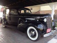 Very rare 1937 McLaughlin