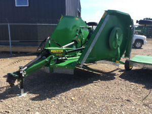 JOHN DEERE MX 15 DUAL WING R- CUTTER 2018 WITH $3,100. OFF LIST