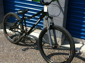 banshee scratch dj mountain bike