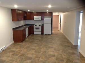 Large 3 bedroom basement suite, located in Terrace.