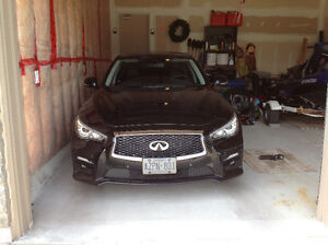 2014 Infiniti Q50S AWD Sport,premium,technology IMMACULATE