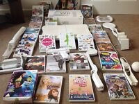 Nintendo Wii Bundle - 24 Games!!