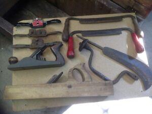 Some antique tools London Ontario image 1