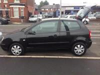 Volkswagen Polo 1.2 ( 55bhp ) 2005MY E 12 months mot, 1 owner from new ,2 keys