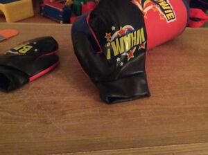 Punching bag jouet enfant
