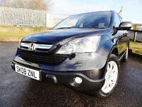 2008 Honda CR-V 2.2 i-CTDi EX - Cheaper 4x4 Tax Band - KMT Cars