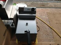 Table top small fryer