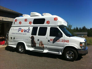 MOBILE GROOMING COMING SOON TO A LOCATION NEAR YOU !!!