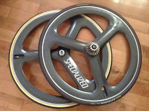 Specialized Trispoke - Carbon Wheelset