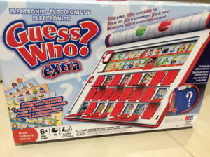 New Guess Who Game