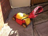 Wolf-Garten 3200E lawnmower £30