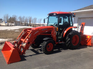 Kubota L5740 Tractor For Sale