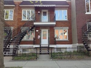 For Rent/A Louer Upper Duplex Ville Emard/Montreal