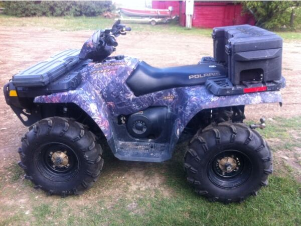 Used 2006 Polaris sportsman 700