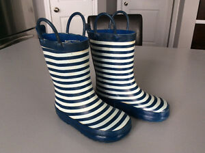 Toddler rain boots size 7