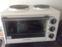 Cook works mini oven