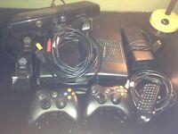Xbox 360 4Go (HARD DRIVE 320Go) **Peut negocier**