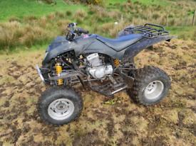 Field quad for sale Quadzilla 300 2007
