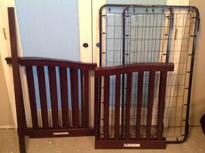 Crib Pieces