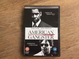 American gangster film.