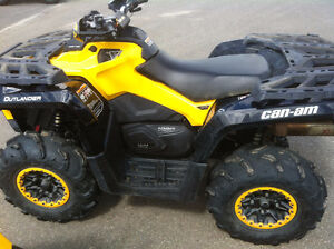 Used 2014 Can-Am Outlander 1000 XT-P