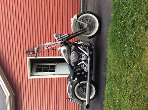 Harley Softail Springer Classic