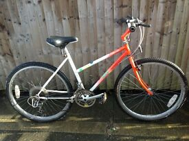MBK adventure ladies mountain bike serviced and ready to ride