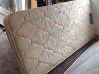 3ft sprung mattress
