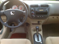 Perfect Like New Civic One Owner only Certified Very Low KM