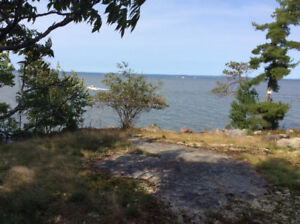 6 Acre Waterfront Lot For Sale