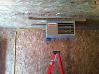 PLUMBING & HEATING FOR YOUR PROJECT