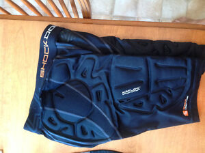 Shock Doctor Padded Shorts and Top