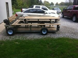 motorized picnic table