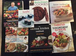 7 Cookbooks
