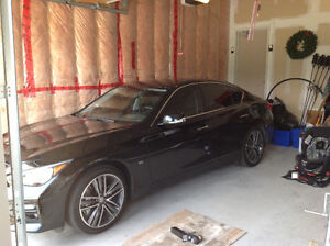 2014 Infinii Q50s sport AWD FULLY loaded IMMACULATE
